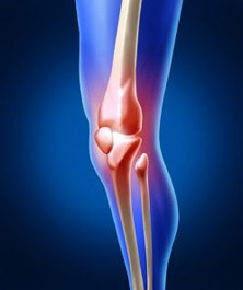 Cold weather and knee injuries