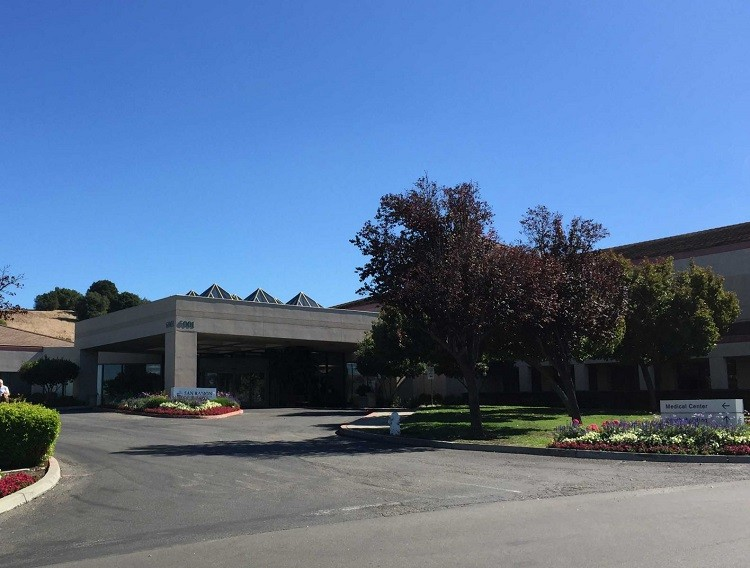 San Ramon Regional Medical Center, San Ramon